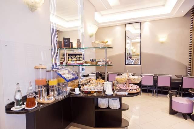 l'hôtel, Hotel 4 étoiles situé à Cannes