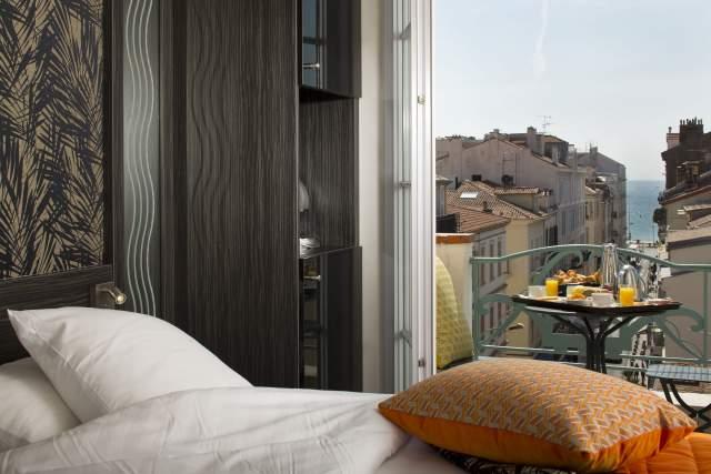 Chambre · Hotel Cannes Le Mondial