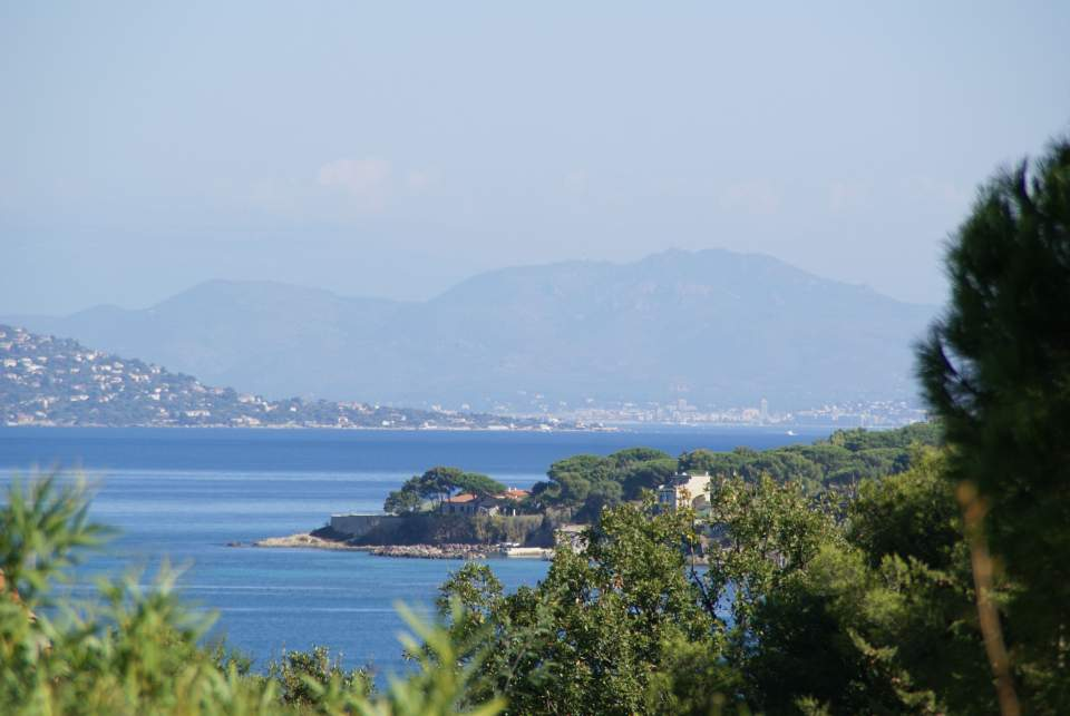 Cannes - mer